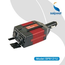 Saip/Saipwell 2015 Hot Sale Product Power Car Inverter High Quality 75W Inverter with USB USA Mini Car Auto Power Inverter