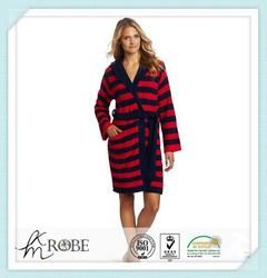 2014 New style fashion lace bathrobes women China factory OEM model