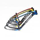 27.5 polegada ultra light 26 polegada fibra de carbono mountain bike quadro pode ser personalizado LOGO