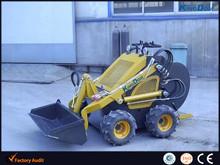 Remarkable mini wheeled skid loader shovel loaders on promotion!