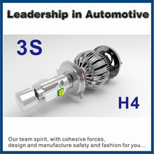 New! Auto Lighting System tuning car 6000 lumen led headlamp h4 cree kit