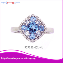 wedding jewelry Charming Exotic Jewelry 925 Sterling Silver Ring