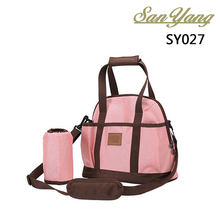 New fashion tote/messenger diaper bag waterproof portable baby bag for sale
