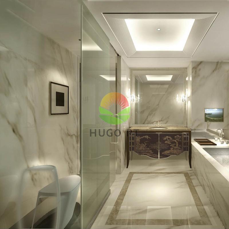 Azulejos De Vidrio Para Baño:La textura de mármol del mosaico de vidrio para el azulejo de la