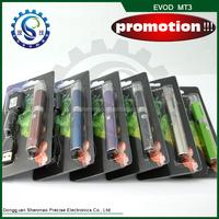 China wholesale E cigarette Evod/Evod MT3 starter kit/ blister package 3000mah battery e-cigarette ego