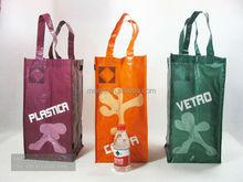 BSCI AUDITED tote bag/canvas tote bagt/beer bottle cooler bag