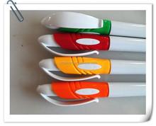 ball pen with clip & big clip design ballpen ch6180
