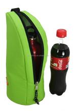 trend design beauty bottle bag organza bag feeding bottle as promotion gift