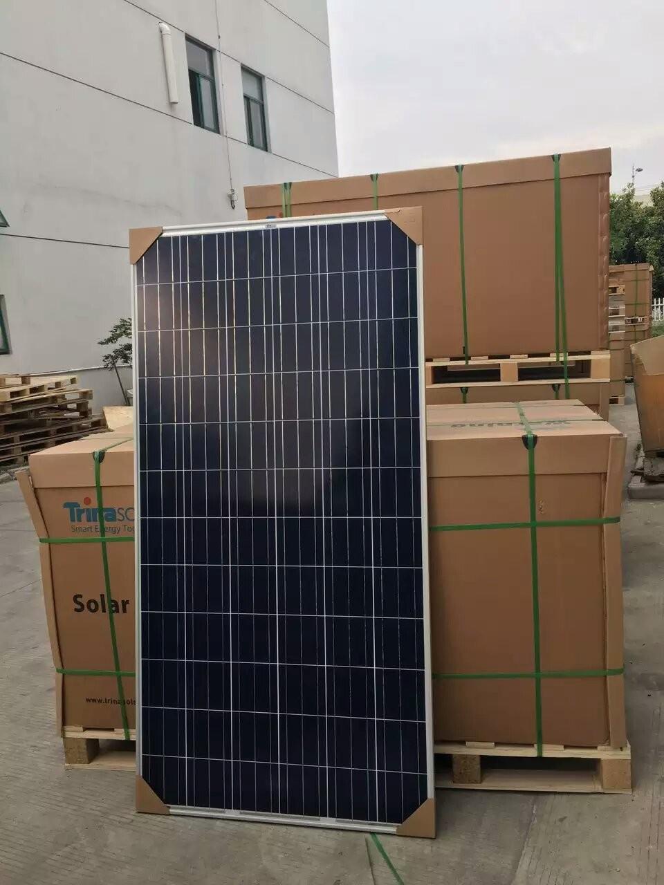Trina Solar Panel Pv Module From 250w To 305w Buy Trina
