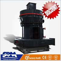 SBM milling machine lubrication with high quality and capacity