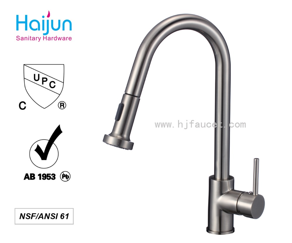 Upc Faucet Parts And Upc 61-9 Nsf Kitchen Faucet For Kitchen Sink ...