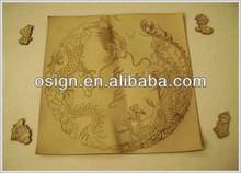 Engraving ABS plastic board/plate/sheet