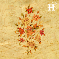 HS antique wood furniture decals/water transfer decals for furniture