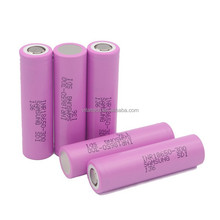 New Arrivals samsung SDI 18650 battery , INR18650 30Q Samsung 18650 3000mAh 15amp battery, High capacity Battery for Power Tools