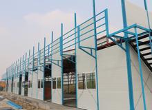 Low cost prefab house , modular kit house, cheap prefab house