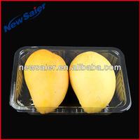 Disposable mango tray fruit tray plastic tray