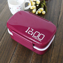 [Main Product] Hot Selling Plastic Lunch Box, Microwave Safe Lunch Box