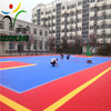 basketball pp plastic flooring used for basketball playgorund