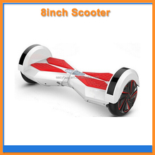2 Wheels 8inch io hawk scooter with bluetooth