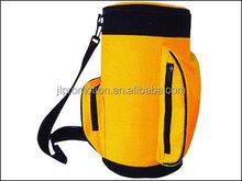 shoulder bag with water bottle cooler bag holder