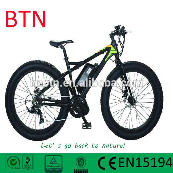 caldo vendita italia bicicletta elettrica con en15194 approvato