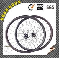 SoarRocs carbon 29er mtb wheels Mountain Bike carbon wheels clincher hookless wheelset MTB 29