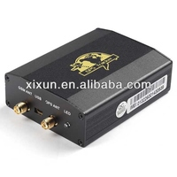 Xexun rastrear gps tracer tk103-2 with gps tracking system engine cut off car monitor