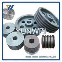 V-belt Pulley Material Cast Iron For Taper-Bush 2012 Profile SPB And 17 1 Groove Nominal Diameter 250m Pulley GJL-250 GJS-450-12