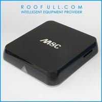 Roofull chromecast wholesale android smart tv set top box skype set top box amlogic s812 tv box