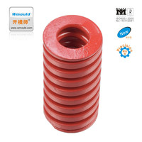 Mold components MISUMI steel Middle load red coil spring SWM
