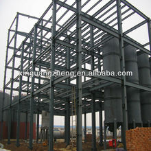 Portable Galvanized Metal Warehouse Storage
