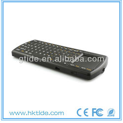 Gtide 2.4G RF mini wireless keyboard and mouse combo directly from factory