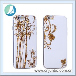 2015 Luxury customize cellphone cover machine case for iphone 6