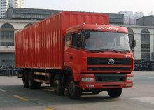 Tri-ring 4x2 Camión Furgón