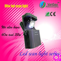 VanGaa new 90W led stage light Guangzhou supplier led lighting dmx512 scan light