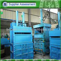 Hydraulic towl baling and packing equipment