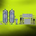 Sistema de filtración de agua RO 3000L/H