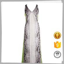 Wholesale clothing 2016 new Fitness Print woman dress