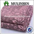 Mulinsen textiles para el peso pesado de poliéster Spandex indio Jacquard tela de brocado de precio