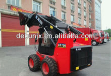 Four Wheel Drive Skid Steer Loader XT750 xcmg 950kg Loading Bobcat