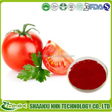 Factory supply 100% Natural Tomato extract Lycopene