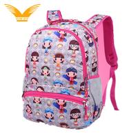 Hot sale kids cartoon picture of school bag