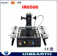Newest Infrared LY IR6500 V.2 BGA rework station with USB port for laptop motherboard