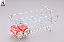 Organized Living Can Beverage Dispenser Toptable Iron Shelf