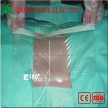 High quality disposable eye incise drape with pouch With iodine