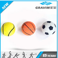 Most suitbale pet dog foam rubber ball toy