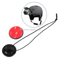 Hot !!! gopros camera Camera Tethers with Lanyard+3M Sticker for GoPros Heros 4/3+/3/2/1 gopros mount gopros accessories