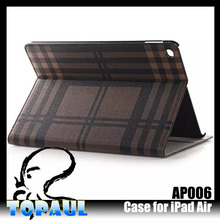 Perfectly slim fit tough case for iPad air