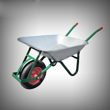 china supplier pneumatic rubber wheel electric garden cart tires metal wooden handle wheelbarrow reasonable wheelbarrow prices