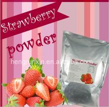 strawberry flavor powder for food additive